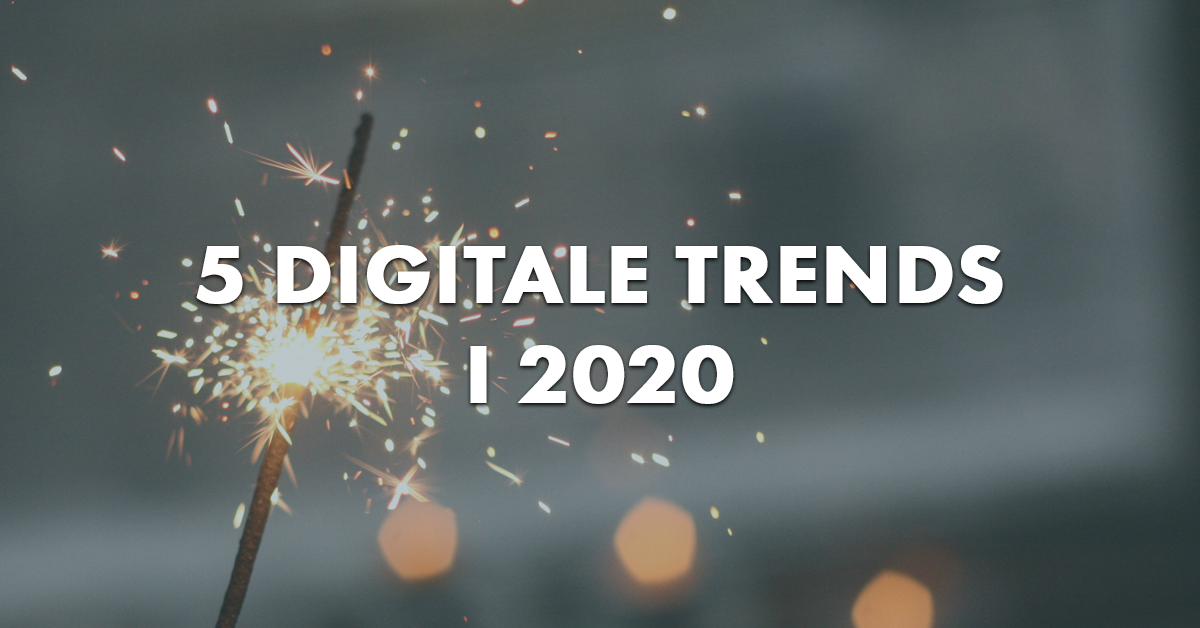 Digitale Trends 2020